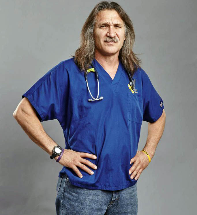 Dr. Jeff: Rocky Mountain Vet star, Dr. Jeff Young