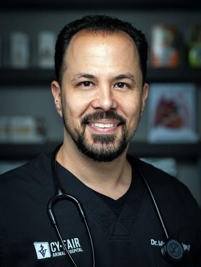 Dr. Michael Lavigne