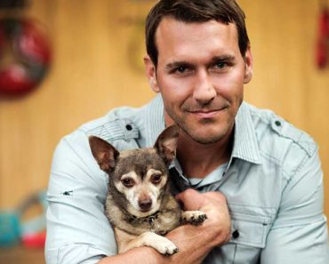 Photo of Lucky Dog star, Brandon McMillan.