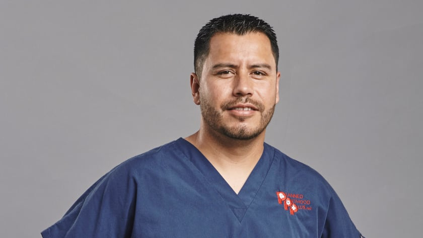 Dr. Hector on Dr. Jeff Rocky Mountain Vet